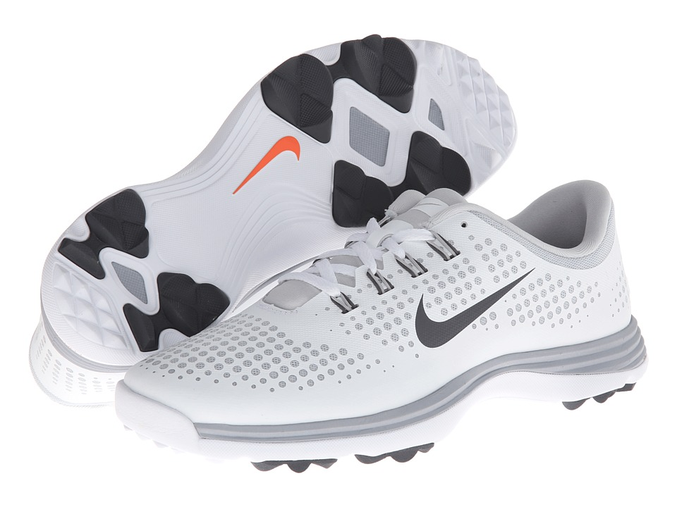 Nike Golf - Lunar Empress (White/Dark Grey/Pure Platinum) Women