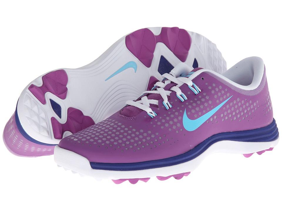 Nike Golf - Lunar Empress (Violet Shade/Polarized Blue/Deep Royal Blue) Women