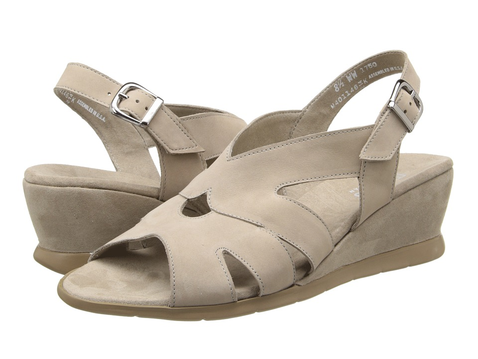 Munro - Lola (Stone Nubuck) Women's Shoes