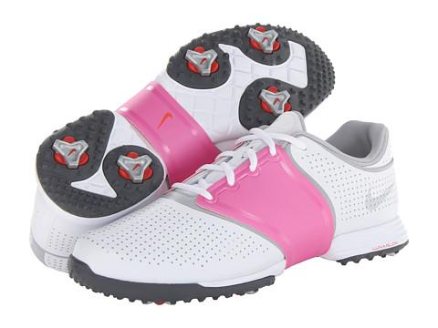 Nike Golf - Lunar Embellish (Pure Platinum/Wolf Grey/White) Women