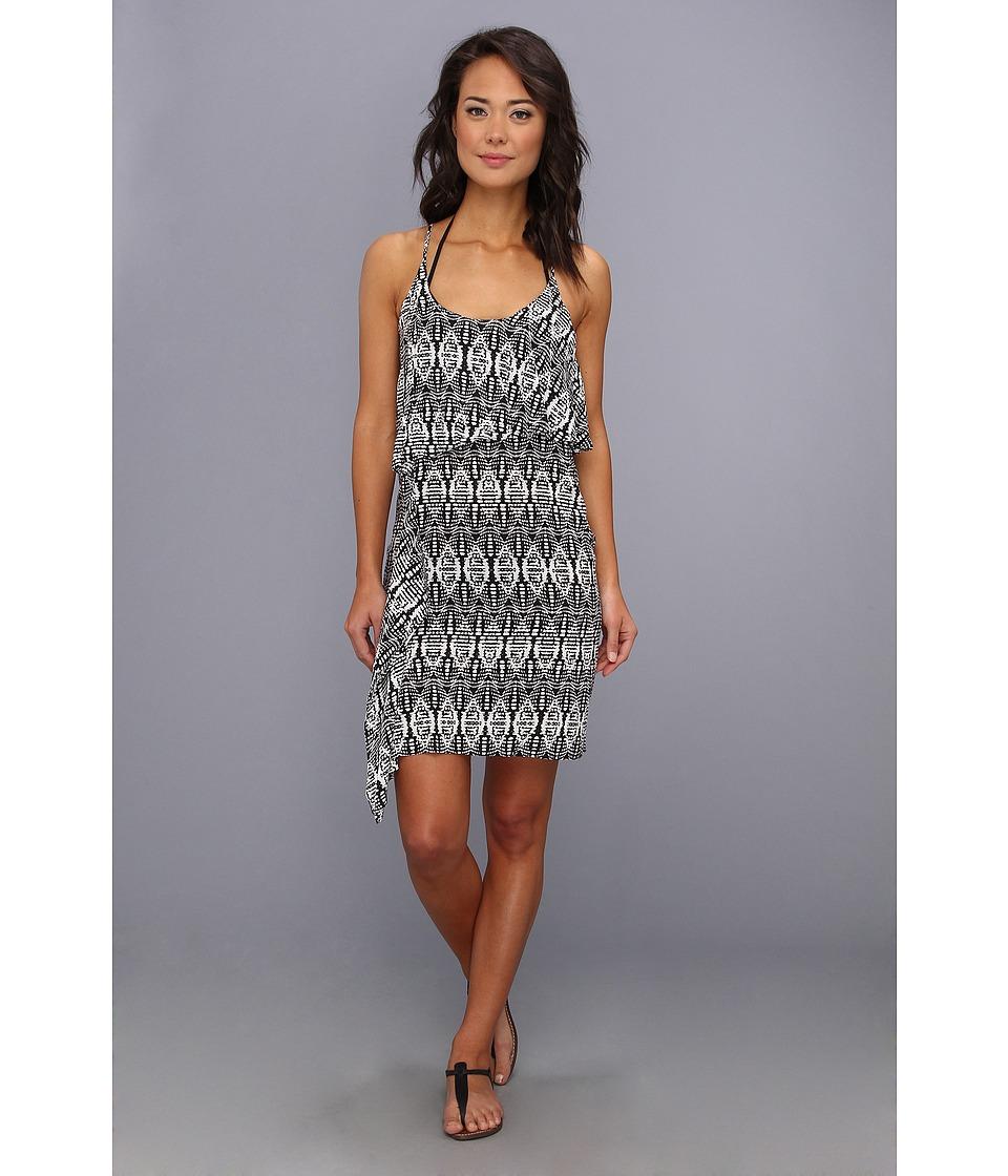 Vix - Tapajos Grace Short Dress Cover Up (Multi) Women's Swimwear
