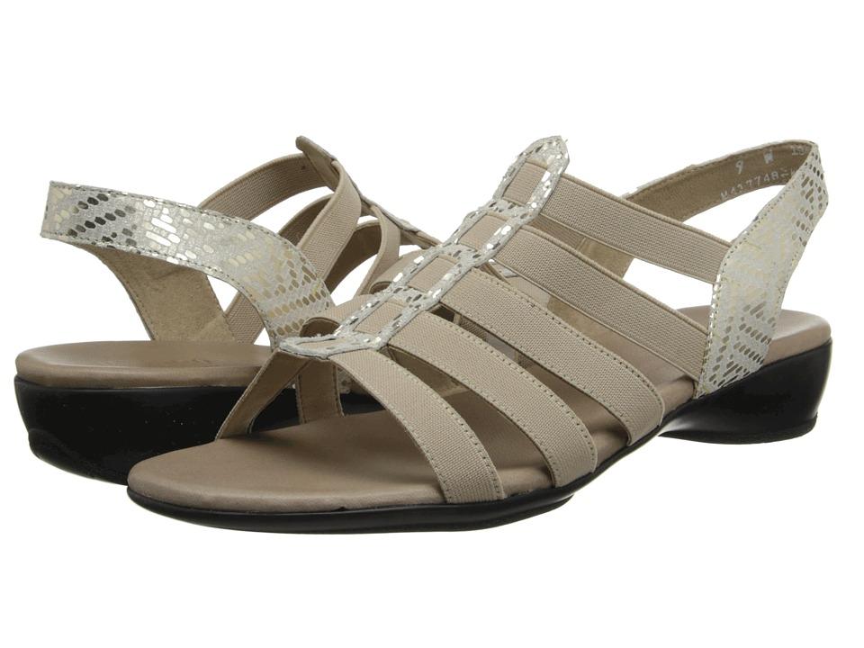 Munro - Darian (Natural/Stretch) Women's Sandals