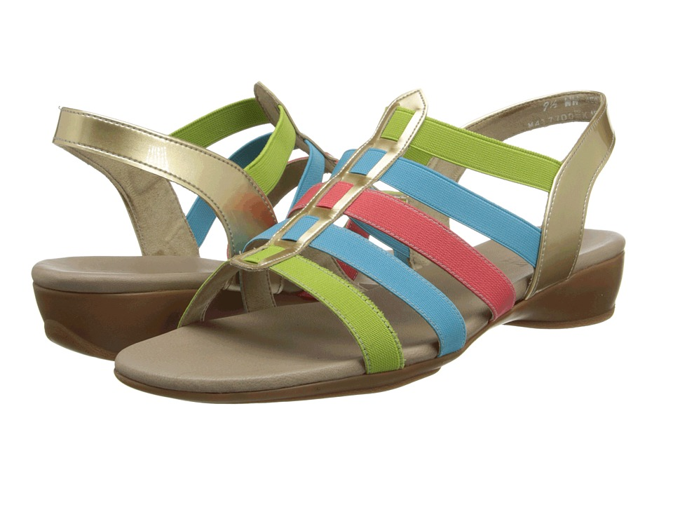 Munro - Darian (Bright/Stretch) Women's Sandals