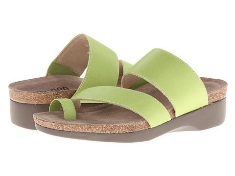 Munro American - Aries (Green Fabric) Women's Sandals