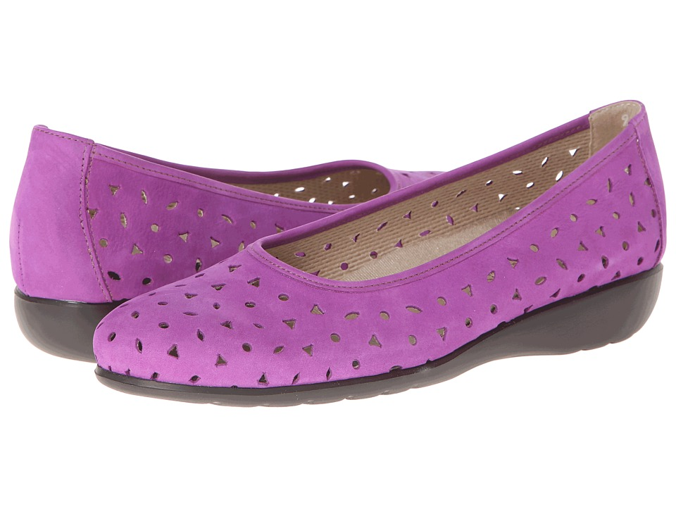 Munro American - Aubrey (Violet Nubuck) Women's Shoes