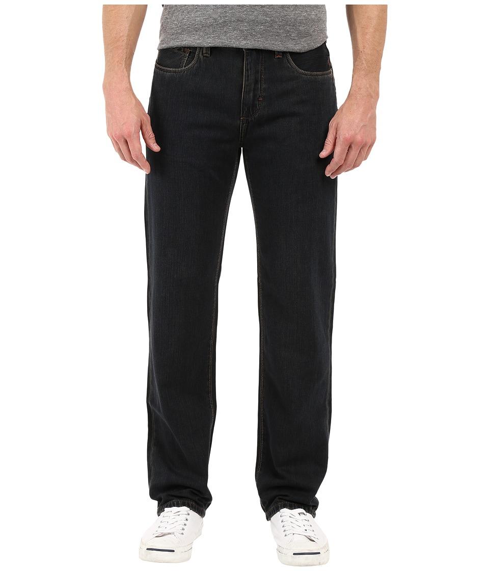 Tommy Bahama - Coastal Island Standard Jean (Black Overdye) Men's Jeans
