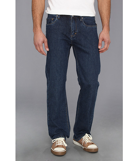 Tommy Bahama Denim - Stevie Stadard Fit Jean (Dark Wash) Men
