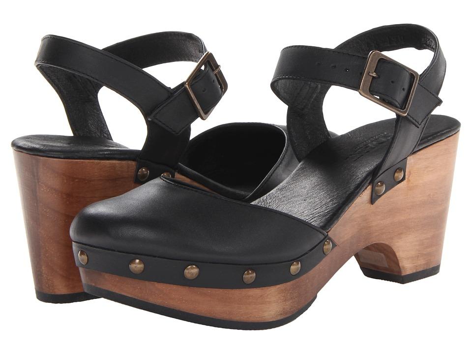 Cordani Zori (Black Leather) High Heels