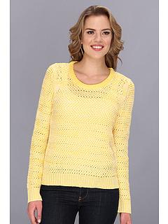 SALE! $36.99 - Save $52 on Sanctuary Sunny Sweater (Sunshine) Apparel - 58.44% OFF $89.00