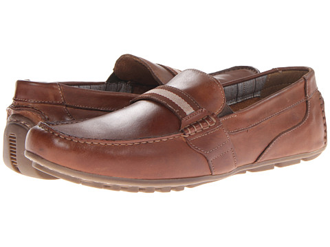 Nunn Bush - Slinger (Tan) Men's Shoes