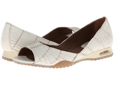 Cole Haan - Air Bria Huarache OT (Ivory) Women's Toe Open Shoes