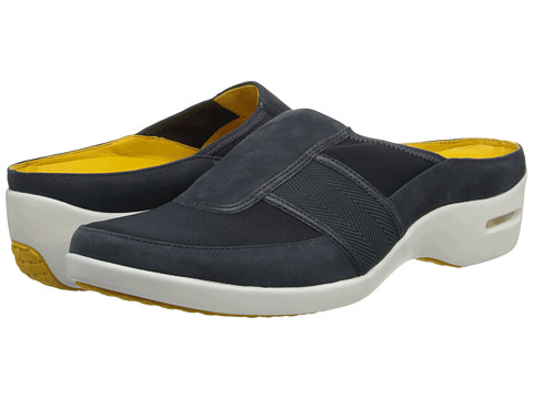 Cole Haan - Air Zora Mule (Navy) Women's Slip on Shoes