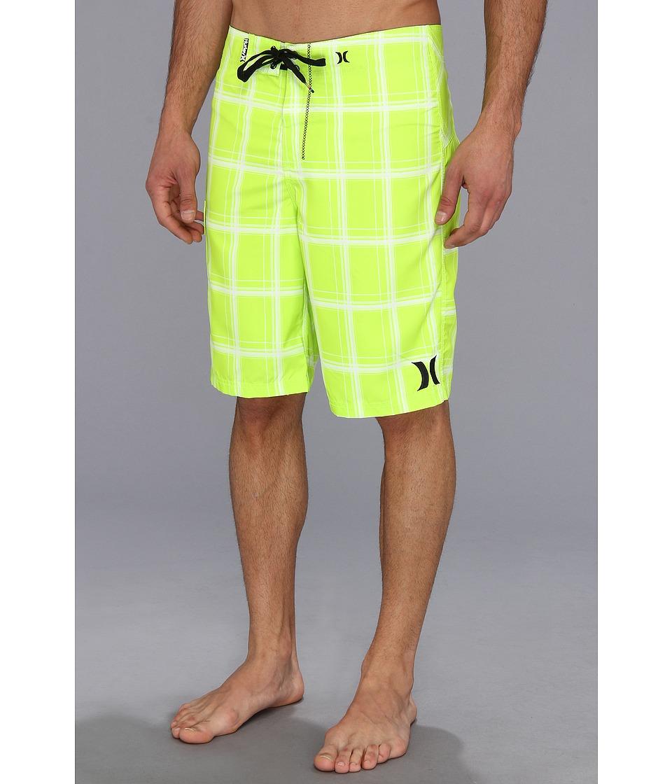 Hurley Puerto Rico Tonal Boardshort Mens Swimwear (Black)