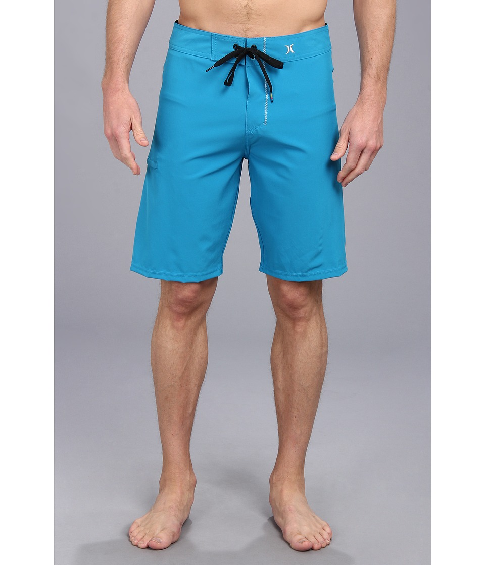Hurley - Phantom One Only Boardshort (Cyan) Men's Swimwear