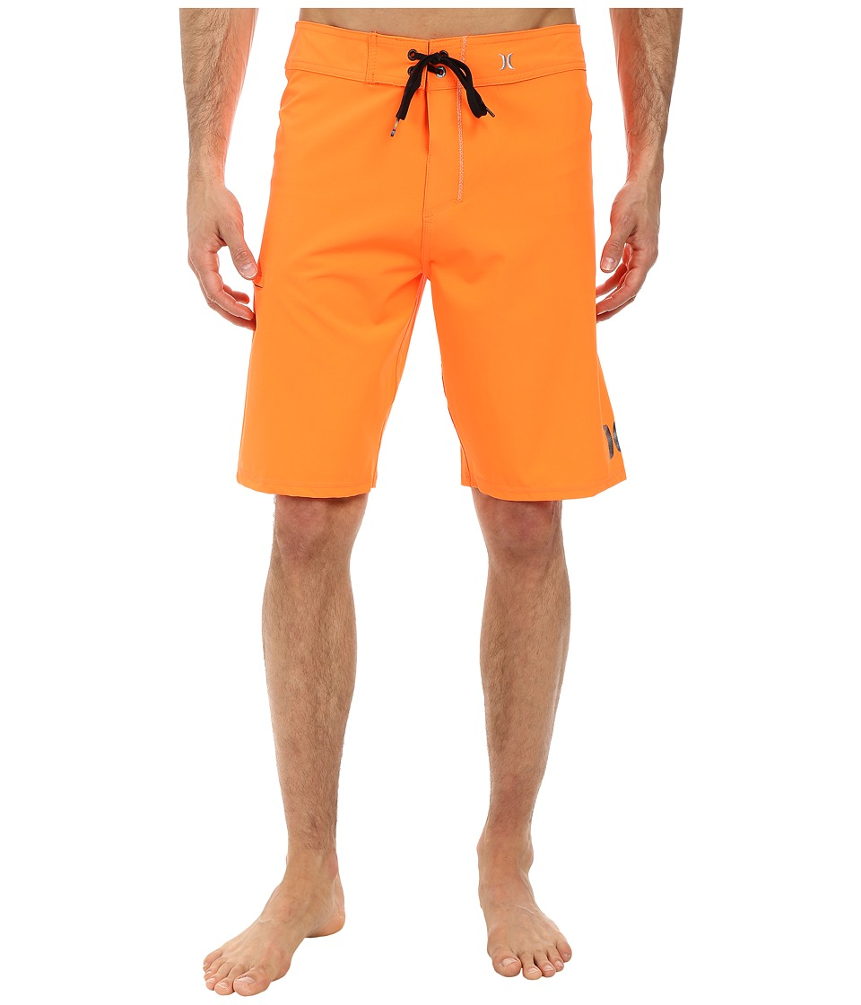 Hurley - Phantom One Only Boardshort (Neon Orange) Men's Swimwear