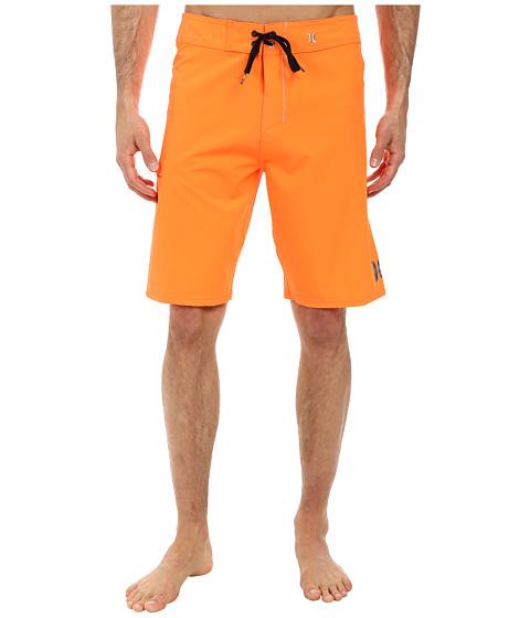 Hurley - Phantom One Only Boardshort (Neon Orange) Men's Swimwear