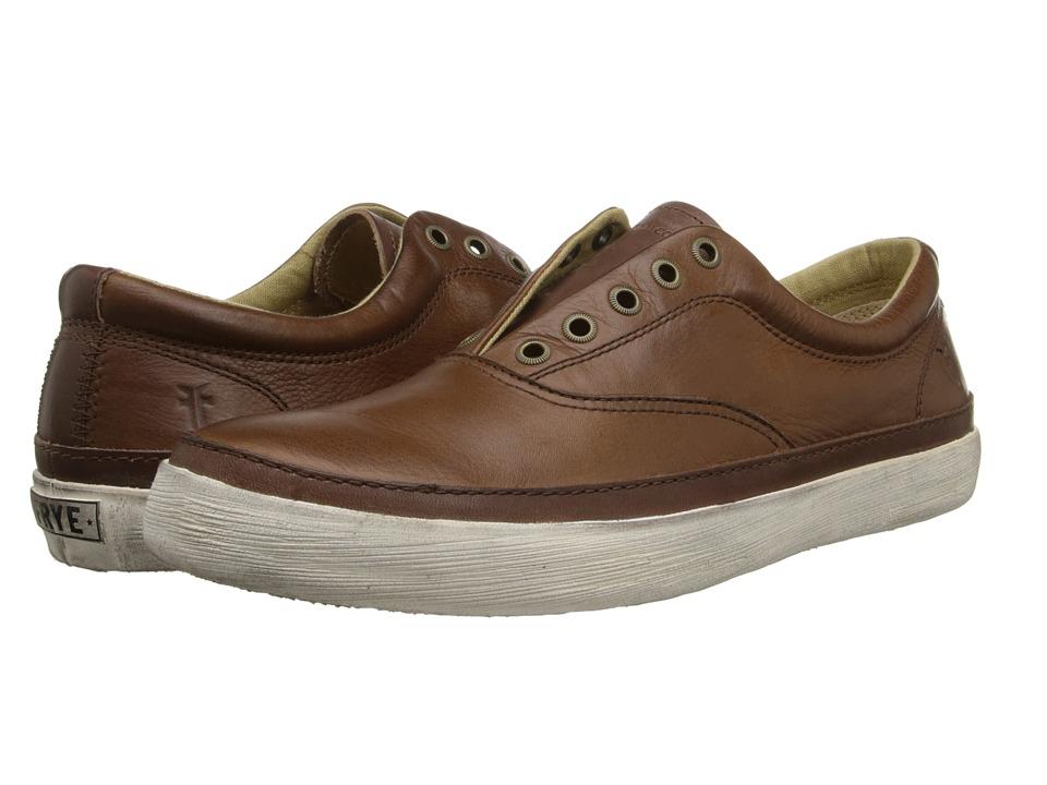 Frye - Gavin Deck (Cognac Soft Vintage Leather) Men