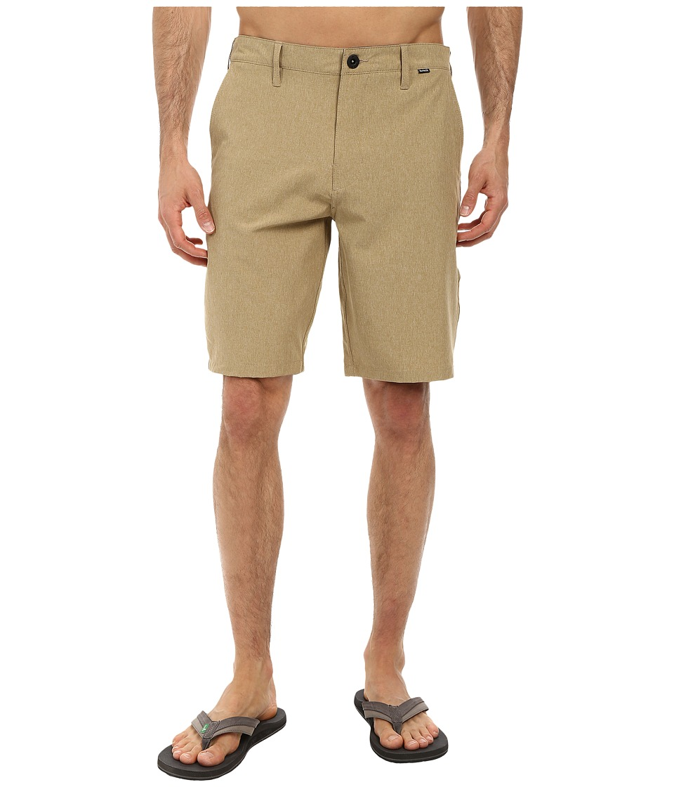 Hurley - Phantom Boardwalk Short (Cardboard Khaki) Men's Shorts