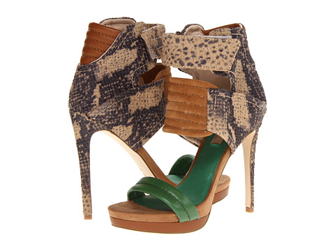 MIA - MLE - Rocco (Green Lizard) High Heels
