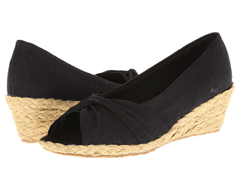 Fitzwell - Sadie (Black Solid Fabric) Women