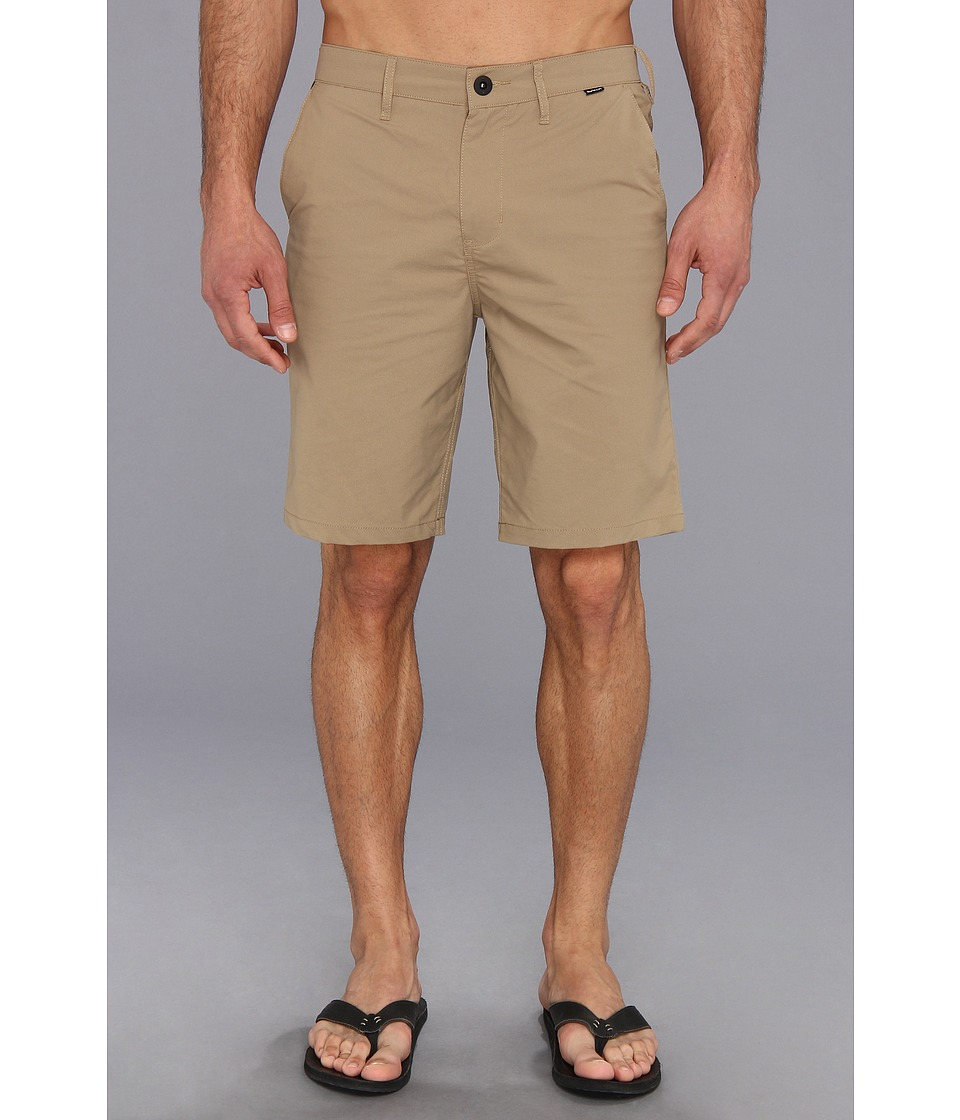 Hurley - Dri-FIT Chino Walkshort (Cardboard Khaki) Men's Shorts