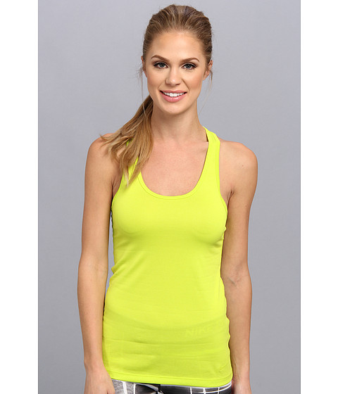 Nike - Legend Tank (Venom Green/Venom Green) Women's Sleeveless