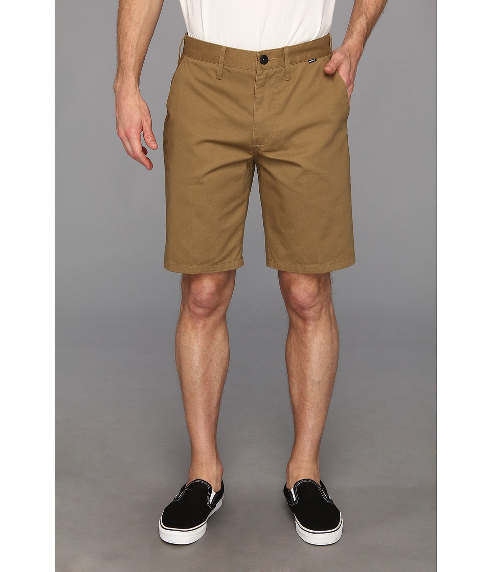 Hurley - One Only Chino Walkshort (Cardboard Khaki) Men's Shorts