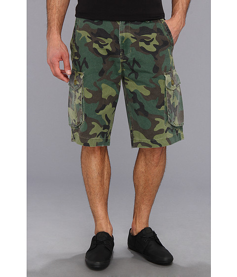 Hurley - One Only Cargo Walk Short (Sequoia Camo) Men
