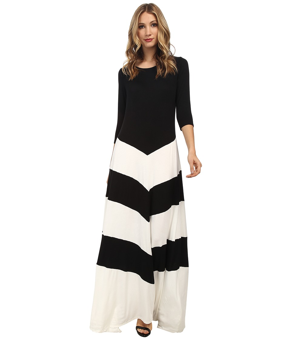 Gabriella Rocha - Julianah Dress (Black/Ivory) Women's Dress