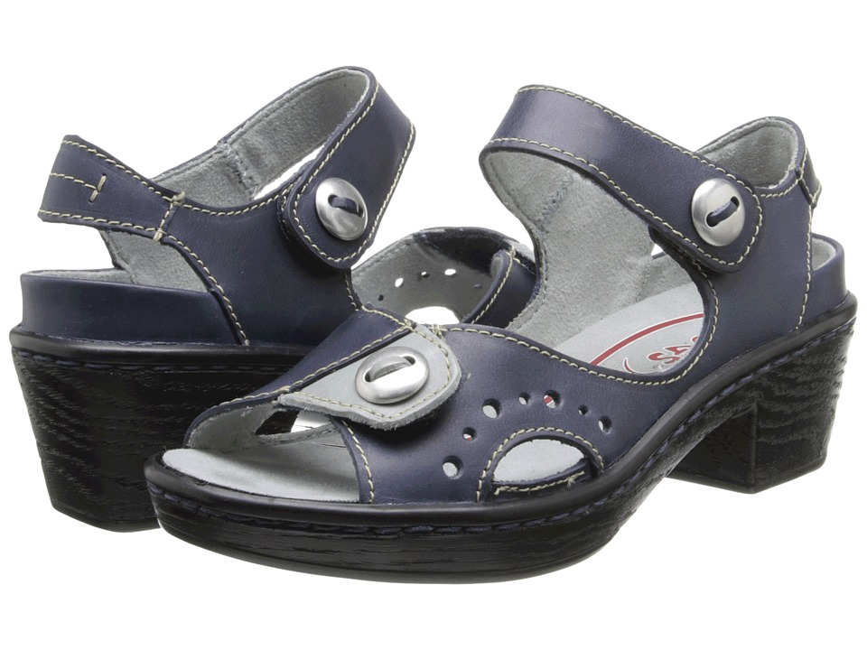 Klogs Footwear - Cruise (Blue/Gray) Women's Shoes