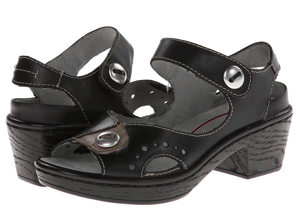 Klogs Footwear - Cruise (Black/Gray) Women's Shoes