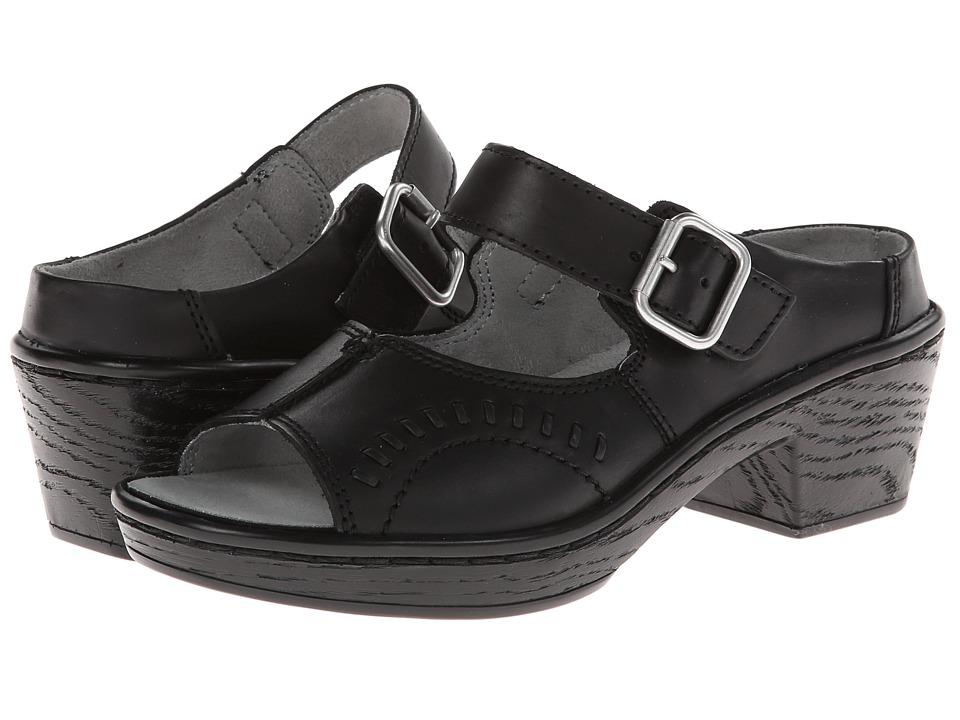 Klogs Footwear - Vineyard (Black) Women's Shoes