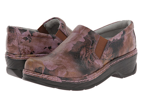 Klogs - Naples (Lilac Rose) Women's Clog Shoes