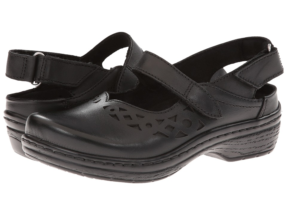Klogs Footwear - Forest Smooth (Black Smooth) Women's Maryjane Shoes
