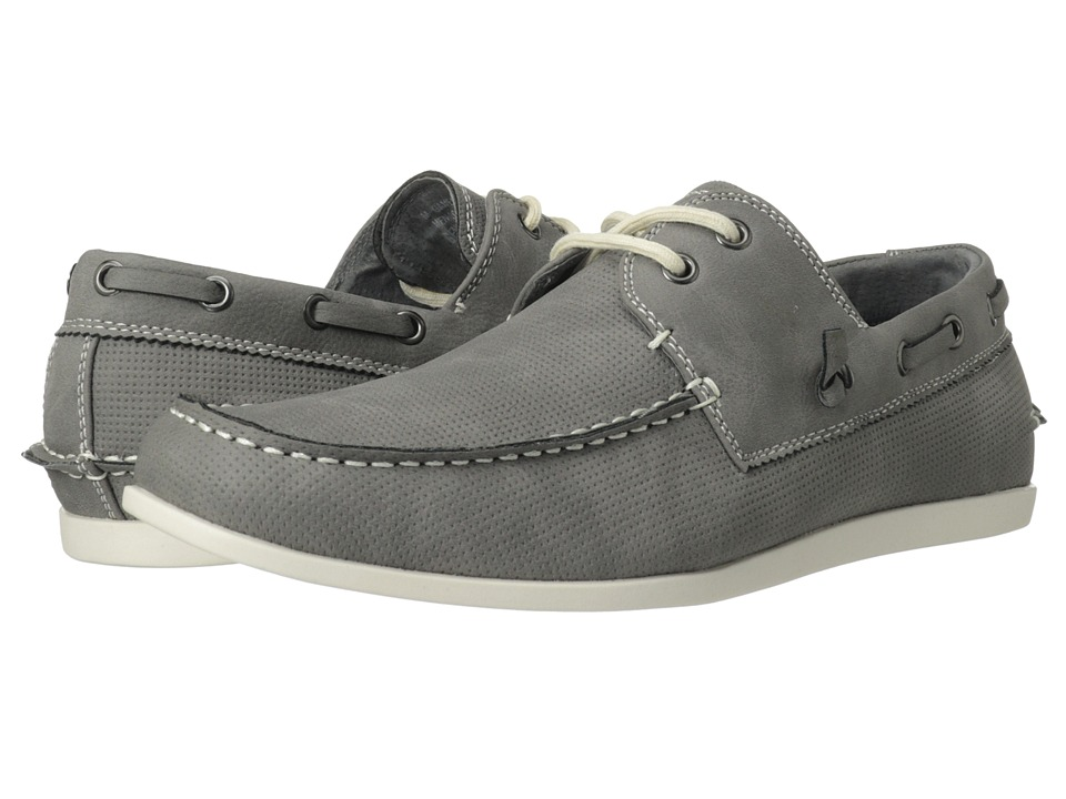Steve Madden Gameon (Grey Nubuck) Men