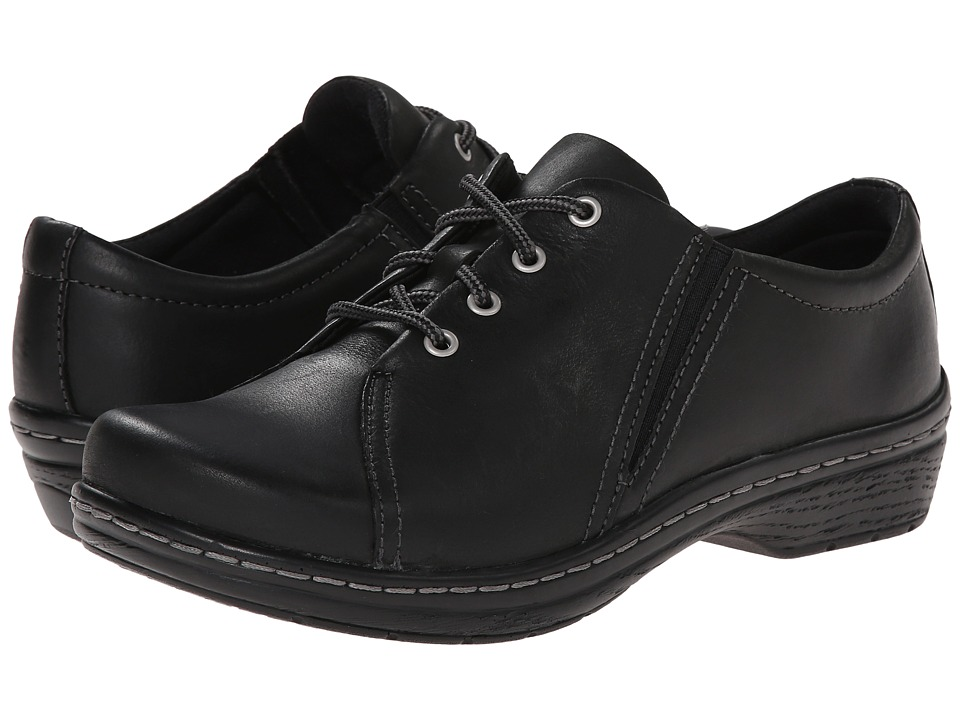 Klogs Footwear - Mirage (Black) Women's Lace up casual Shoes