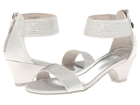 Stuart Weitzman Kids - Verna Alexandra (Little Kid/Big Kid) (Silver) Girl