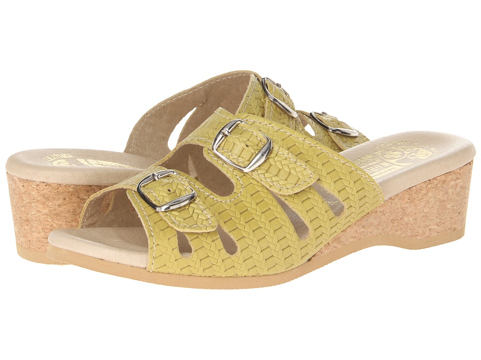 Worishofer - 282 (Yellow) Women's Sandals