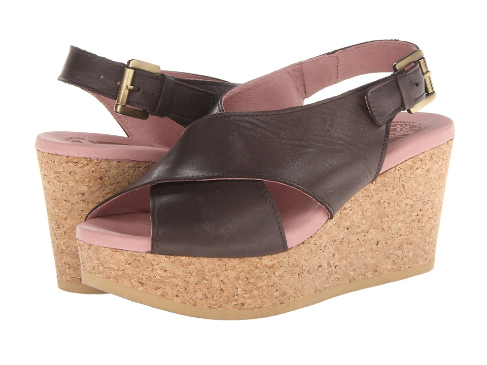 Worishofer - 197 (Chocolate) Women's Sandals