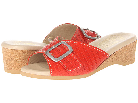 Worishofer - 284 (Tangerine) Women's Sandals