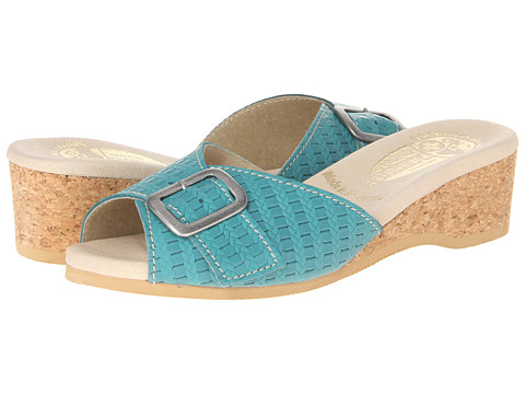 Worishofer - 284 (Turquoise) Women's Sandals