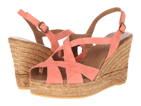 Eric Michael - Agua (Coral) Women's Wedge Shoes