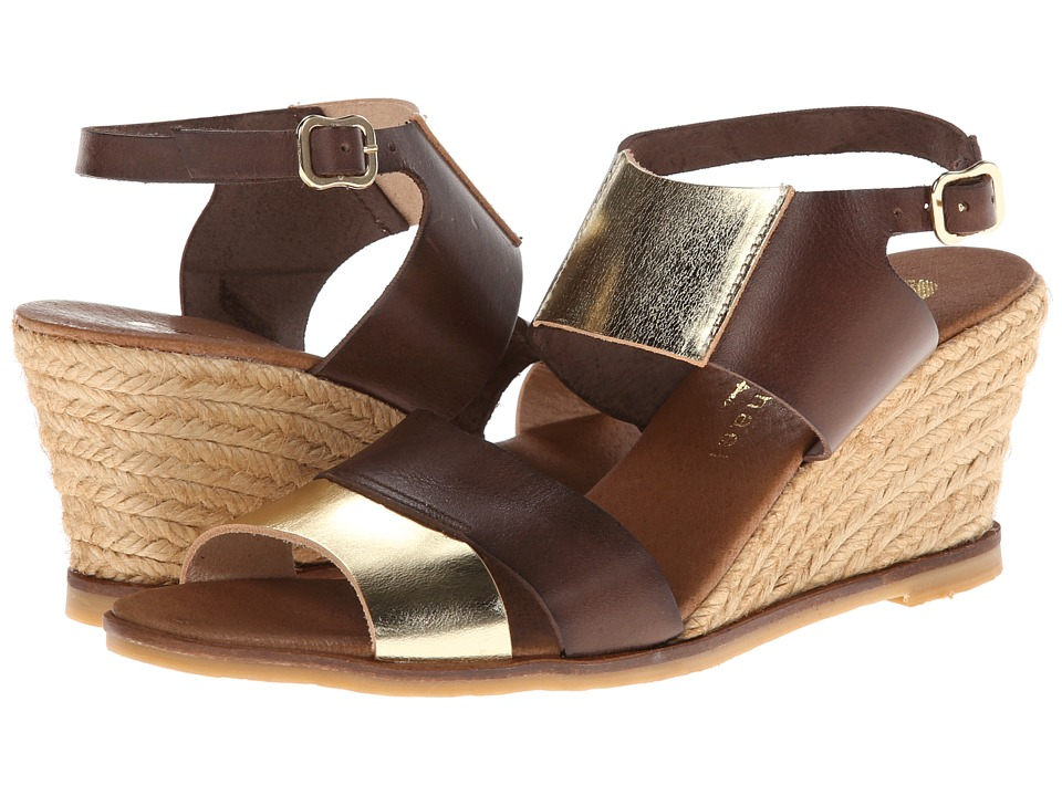 Eric Michael - Luisa (Brown) Women's Wedge Shoes