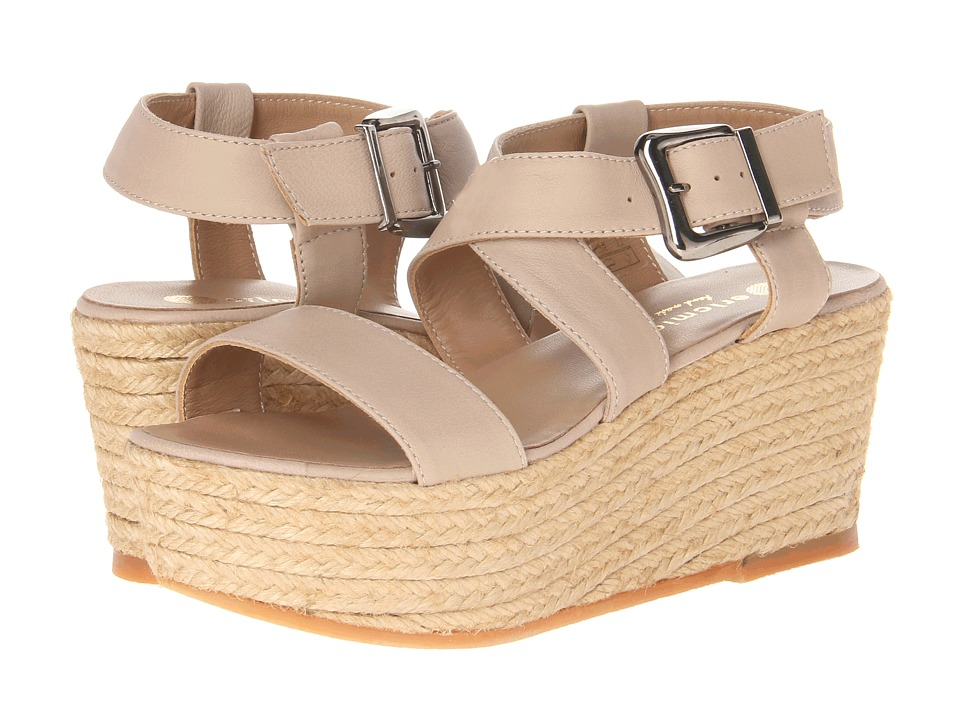 Eric Michael - Sarah (Natural) Women's Wedge Shoes