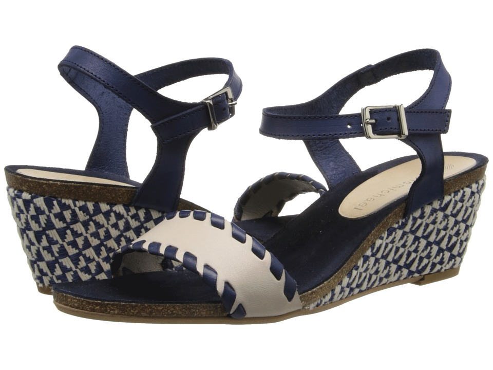 Eric Michael - Marlo (Blue) Women's Wedge Shoes