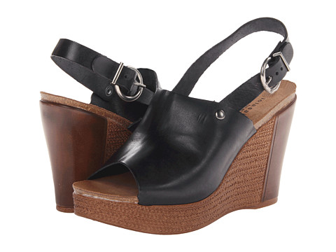 Eric Michael - Portia (Black) Women's Wedge Shoes