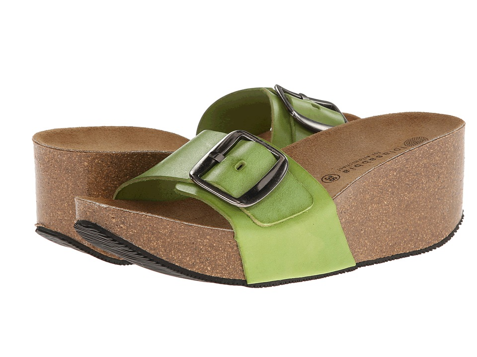 Eric Michael - Jane (Pistachio) Women's Wedge Shoes