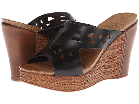 Eric Michael - Eden (Black) Women's Wedge Shoes