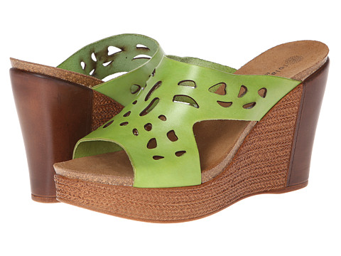 Eric Michael - Eden (Pistachio) Women's Wedge Shoes