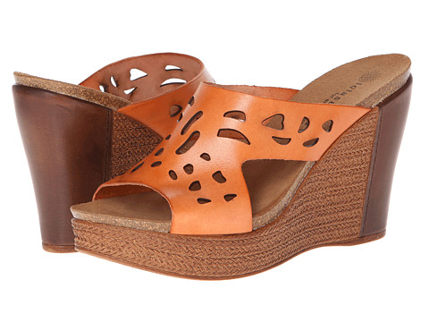 Eric Michael - Eden (Orange) Women's Wedge Shoes